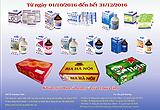Chương trình: Mua thuốc về nhà nhận quà đón tết