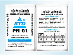 Đậm đặc cho lợn từ tập ăn đến xuất chuồng - PN01