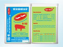 Đậm đặc cho Lợn thịt N-103