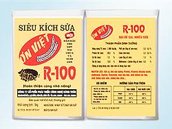 Siêu kích sữa -  R100
