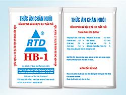 Hỗn hợp cho gà hậu bị từ 1 - 7 tuần tuổi - HB1