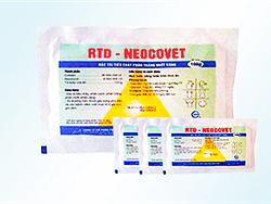 Đặc trị tiêu chảy phân trắng nhớt vàng - RTD NEOCOVET