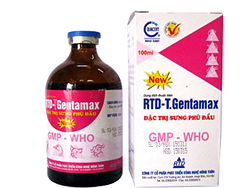 Đặc trị sưng phù đầu RTD - GENTAMAX
