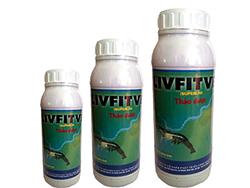 Thảo dược Ấn Độ - Livfitvet (SUPERLIV)