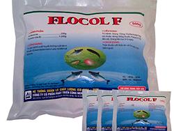 Trị các bệnh nhiễm khuẩn - FLOCOL F