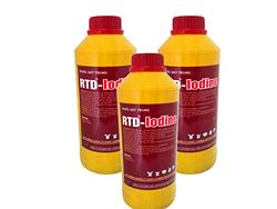 Thuốc sát trùng - RTD- Iodine