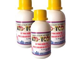 Siêu tiệt trùng sát trùng chuồng trại, dụng cụ chăn nuôi gia súc – gia cầm _ RTD TC01