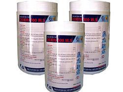 Đặc trị các bệnh hô hấp và tiêu hóa - DOXIN - 300W.S