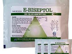Đặc trị các bệnh do E.Coli - E-BISEPTOL