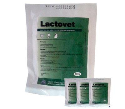 Men tiêu hóa sống cao cấp hòa tan trong nước - Lactovet SOLUBLE