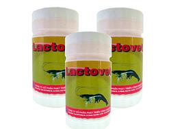 Bổ sung vi sinh vật có lợi - Lactovet tôm