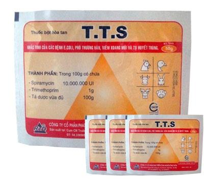 Khắc tinh của các bệnh E.Coli, phó thương hàn, viêm xoang mũi, tụ huyết trùng - T.T.S