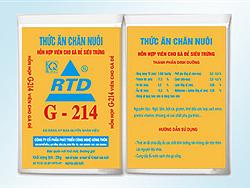 Hỗn hợp viên cho gà đẻ siêu trứng G214