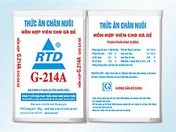 Hỗn hợp viên cho gà đẻ G214 A
