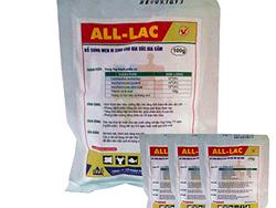 Men tiêu hóa tăng trọng cao cấp - ALL -LAC