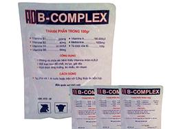 Phòng ngừa các bệnh do thiếu vitamin -AD- BCOMPLEX