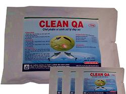 Chế phẩm vi sinh xử lý đáy ao - Clean QA Cá