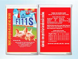 Thức ăn chăn nuôi đậm đặc cho lợn từ tập ăn đến xuất chuồng F111S