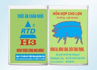 Hốn Hợp cho lợn RTD H3