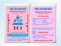 Hỗn hợp cao cấp cho lợn choai RTD- H1