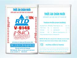 Hỗn hợp cao cấp cho ngan, vịt đẻ RTD V-914S